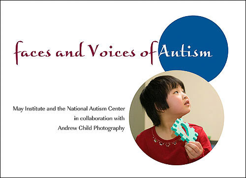 Faces and Voices of Autism