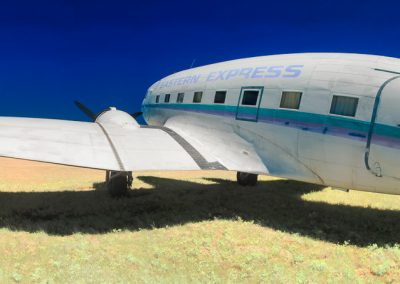 Douglas DC-3, Cape Cod Airfield, Barnstable