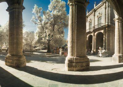 Plaza Armas, Vieja