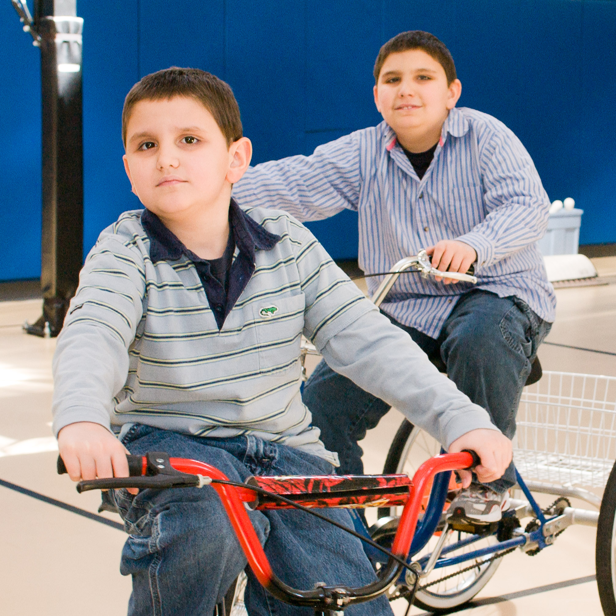 Faces and Voices of Autism: Richie & Andrew