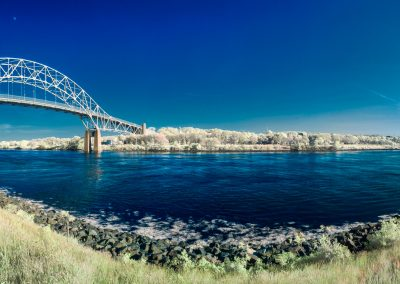 Sagamore Bridge & Cape Cod Canal, Bourne