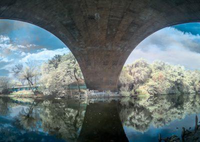 Bridge Over the Almendares River